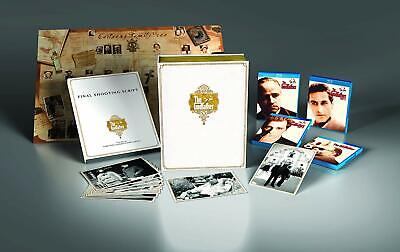 Godfather - 40th Anniversary Collector's Edition (Blu-ray, 4 Discs, Region Free)