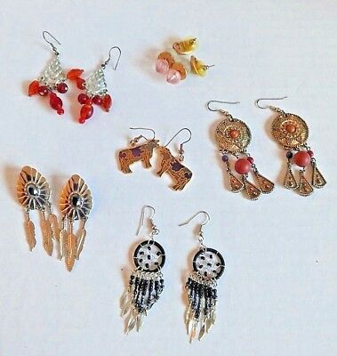 Jewelry & Watches Paparazzi A Dozen Pair Of Earrings $28.00