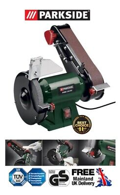 Admirable 6 Bench Grinder Sander 240W And 6 Metal Polishing Kit Pabps2019 Chair Design Images Pabps2019Com