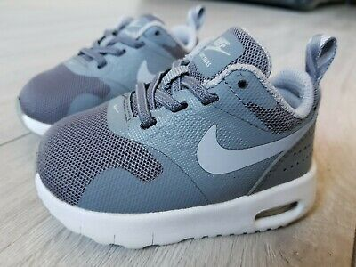 super popular 8befa ed140 Boys Nike Air Max Tavas Trainers Uk Size 3.5 Infant   Toddler   EUR 19.5  Grey