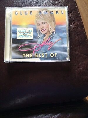DOLLY PARTON Blue Smoke New Album/The Best Of/Greatest Hits 2-CD (Jolene/9 to 5)