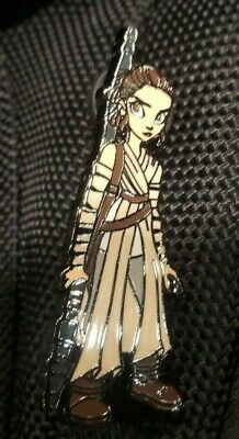 2019 STAR WARS CELEBRATION CHICAGO Rey Pin Staff Member Exclusive RARE