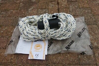 Quality Miller 20M Anchoarge Rope For Construction,Forestry, Building Work