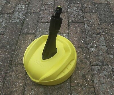 Genuine Karcher T-150 Surface Patio Cleaning Head...brickwork,walls,slabs Gravel