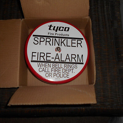 Tyco Wma - 1 Hydraulically Operated Mechanical Sprinkler Alarm New In Box
