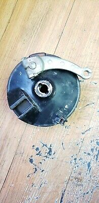 Honda CR80R 1985 front brake panel drum CR 80R
