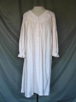 PETER PAN//Victorian//Edwardian WENDY WHITE NIGHTDRESS /& MOP CAP All sizes to 24