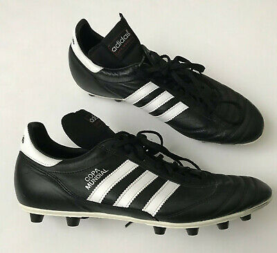 8f067c37942 Adidas Copa Mundial Leather Soccer Shoes Cleats Made in Germany Men s US 11