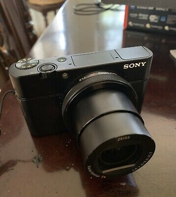 SONY CYBER-SHOT DSC-RX100M5A 20 1 MP 24-70mm Compact Ultra