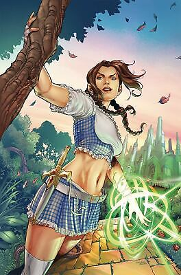Oz Heart Of Magic #1 (Of 5) Cvr A Coccolo 2019 Zenescope 04/17/19