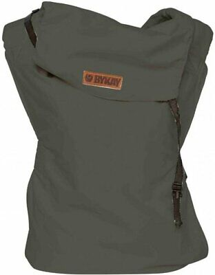 ByKay - Babydrager - Click Carrier Classic - Steel Grey -size baby