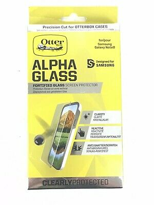 best sneakers 6992f b3ca8 OTTERBOX ALPHA GLASS Screen Protector for Samsung Galaxy Note 8 ...
