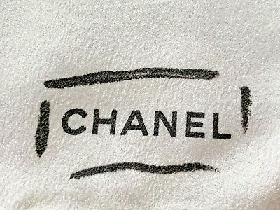 CHANEL Classic Bag Cleaning Cloth Glove Care Booklet (Limited Edition)