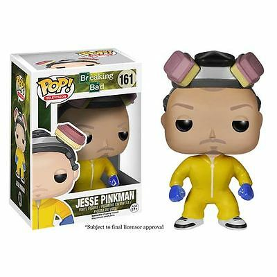 FUNKO POP 2014 BREAKING BAD JESSE PINKMAN COOK #161 Sealed Box IN STOCK