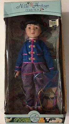 New Special Edition noble heritage collection doll seasons 1998. Rare HTF