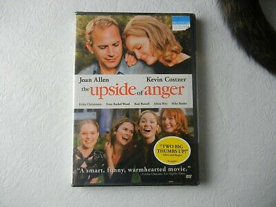 The Upside of Anger (DVD, 2005) NEW!!