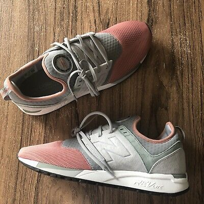 c43a7ffa105 A844 NEW BALANCE 247 MRL247PK Dusted Peach / Seed Size 11 Men's NEW