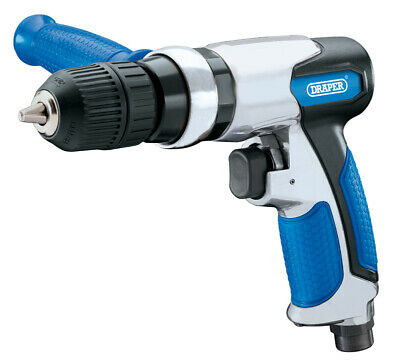 Draper 83811 | Keyless Reversible Air Drill (10mm) DAT-RAD10