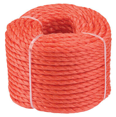Draper 04858 | Polypropylene Rope (30M x 4mm) 662/Q