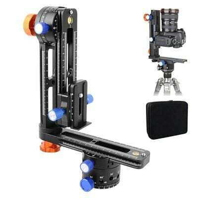 Fotomate 720 Panoramic Panorama Support Stand Gimbal Tripod Ball Head For Camera