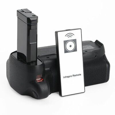 Multi-Power Vertical Battery Grip Holder w/ Remote For Nikon D5500 D5600 Camera