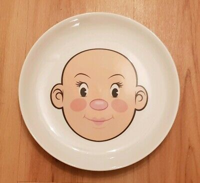 Fred Ms Fred Fun Food Face Plate