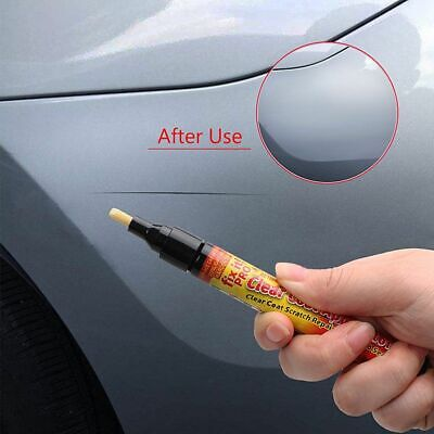 AutoPro Scratch Magic Eraser Repair Pen Non Toxic Car Coat Applicator Fix