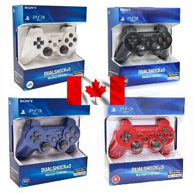 Brand New Sony PlayStation 3 PS3 DualShock 3 Wireless Controller