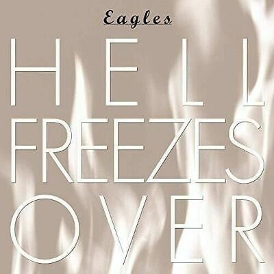 Eagles Hell Freezes Over CD NEW