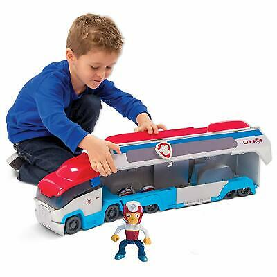 Paw Patrol Patroller Rescue Vehicle Toy Die-Cast Role-Playing Kids Playset New
