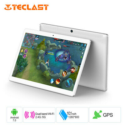 Teclast A10S 10.1'' MTK8163 Quad Core Dual-band WIFI Android7.0 Tablet PC 32GB