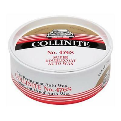 Collinite 476s Super Double Coat Auto Wax 9oz, Winter Wax, Brand New FREE UK P&P