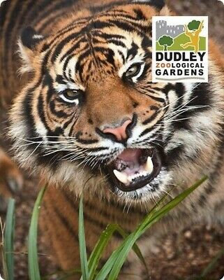 Dudley Zoo ticket gets in 2 People for £16.50 Valid decemeber 2019 BARGAIN