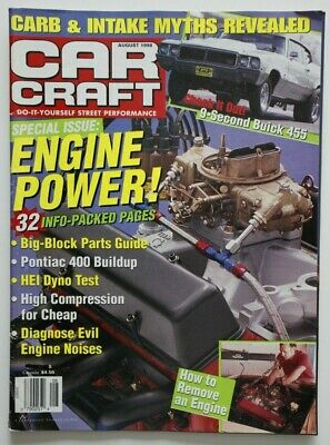 CAR CRAFT MAGAZINE June 2003 Pontiac 455 - $1 92 | PicClick