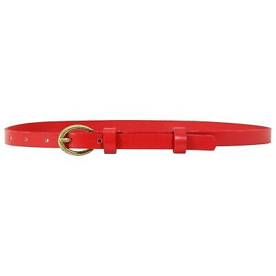 JEAN BOURGET Girls Grenadine red belt 60 (5-8 years) and 70(10-12 years)