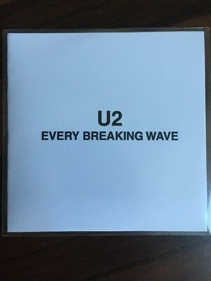 U2 : Every Breaking Wave - Mint Condition UK Cd Promo
