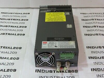 Meanwell Scn-600-48 Power Supply Used