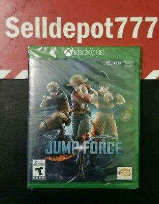 Brand New Jump Force (Xbox One, 2018)