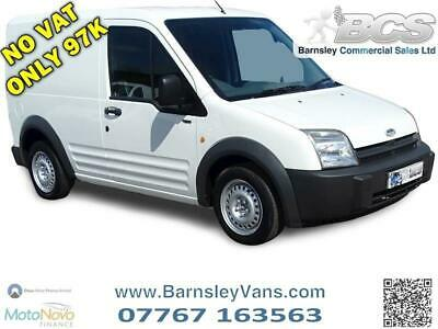 2006 56 Ford Transit Connect T200 Swb With Sld 1.8Tdci 90Bhp No Vat Nice Van