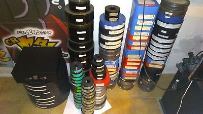 IMAX 70mm/35mm/16mm/8mm TRAILER FLAT/FILM/TEASER/BANDE/MOVIE LOT FROM 9,99€ each