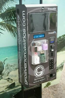 Vending Machine - Full remote handling for owners.