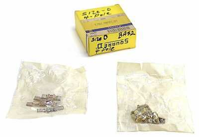 Square D BA-82 Class 9998 4 Pole Contact Kit for Size 0 Starter (NIB) (Y2)