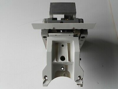 Leica DMR. Stage Holder Assembly Micrometer 02451. Microscope Part. Free UK P&P.