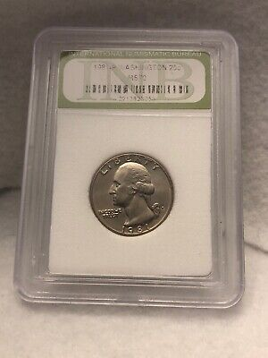 1981-D WASHINGTON QUARTER 25C - NGC MS67 - Rare Date in MS67