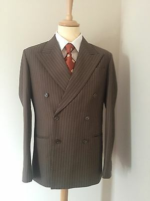 Mens 1940'S Suit ( Reproduction )