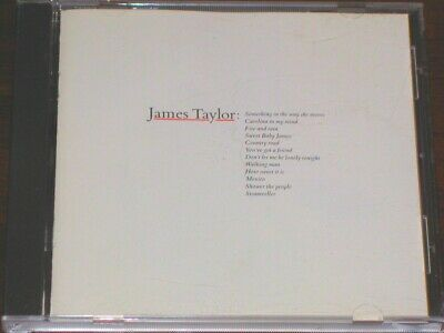 James Taylor: Greatest Hits - Classic Rock Music CD