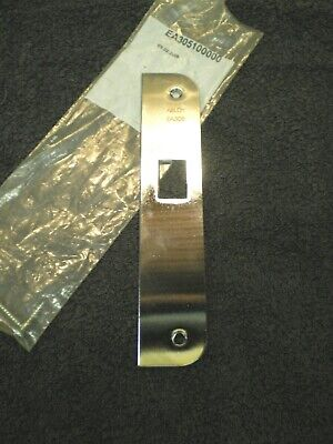 Abloy EA 305 stainless steel lock plate