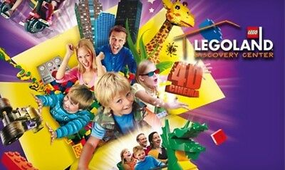 Legoland Discovery Centers * Buy Adult Pass Admission Get Child's Pass Free