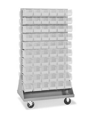 Uline Mobile Stackable Bin Organizer & Bins-Choose yours