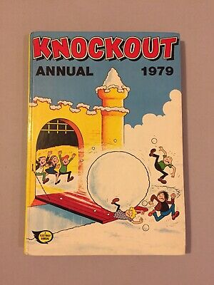 Knockout & Whoopee! Comic Book Annuals